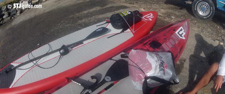 Paddle from St. John to Jost van Dyke