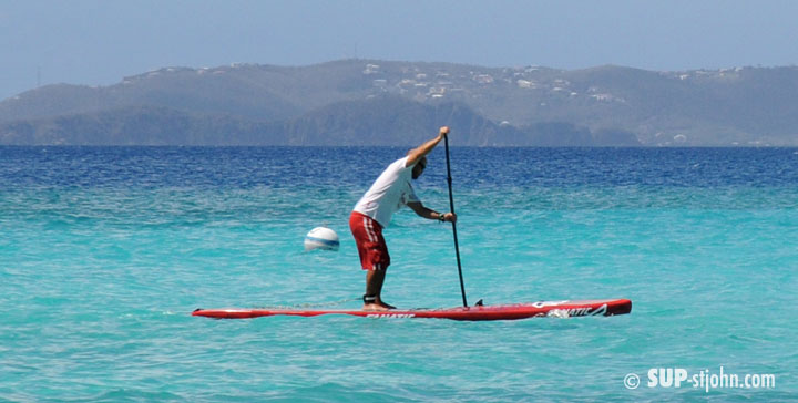 steve-paddling